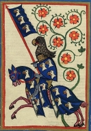 Hartmann von Aue Codex Manesse xx