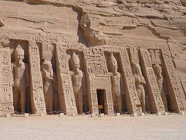 Little Temple of Abu Simbel x