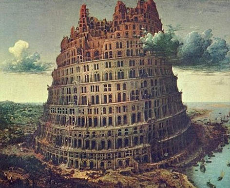 The Tower of Babel x