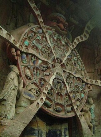 Wheel of Reincarnation x